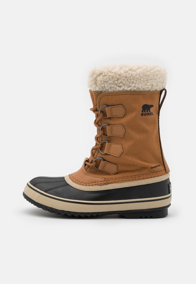 CARNIVAL - Winter boots - camel brown