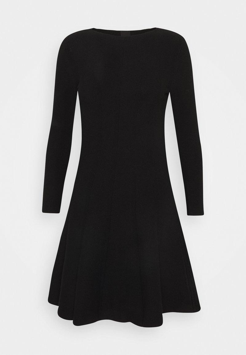 Pinko - LIBERIA DRESS - Jumper dress - nero