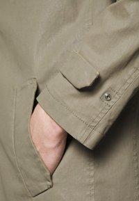 DRYKORN - SECSET - Classic coat - grey - 6