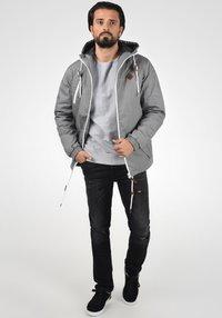 Solid - TILDEN - Light jacket - light gray - 1
