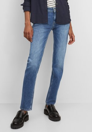 ALBY  - Straight leg jeans - cashmere touch wash