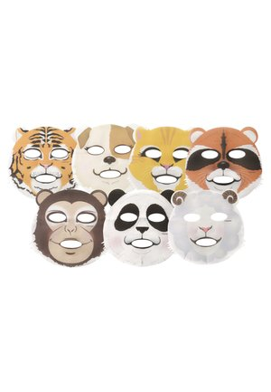 ANIMAL MASK PACK 7 MASKS - Skincare set - -