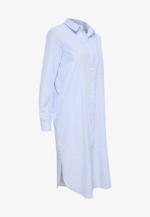 Shirt dress - chalk / forever blue stripe