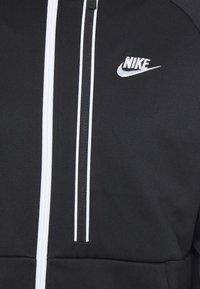 Nike Sportswear - TRIBUTE - Träningsjacka - black/white - 5