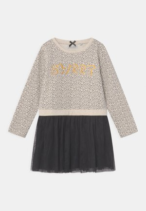 SMALL GIRLS  - Day dress - beige melange