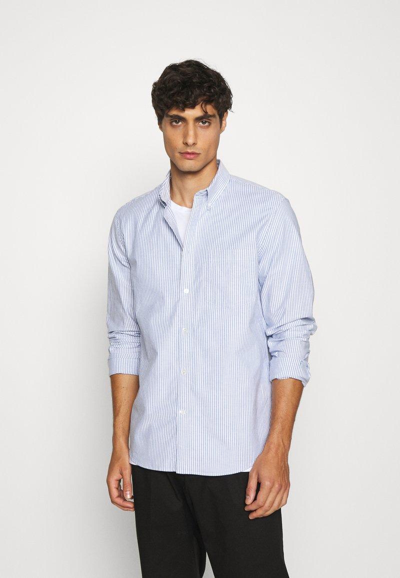 ARKET - Shirt - blue medium