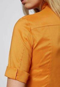 BOSS - BASHINI - Blouse - open yellow - 4