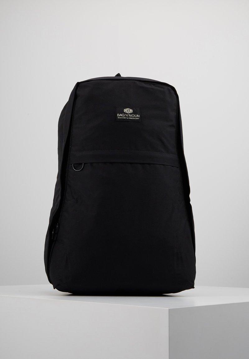 Bag N Noun - DAYPACK BREATHARD - Rucksack - black