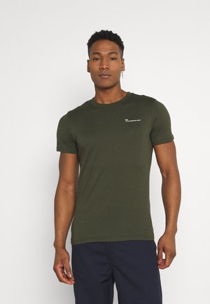 ALDER TEE - Basic T-shirt - forrest night