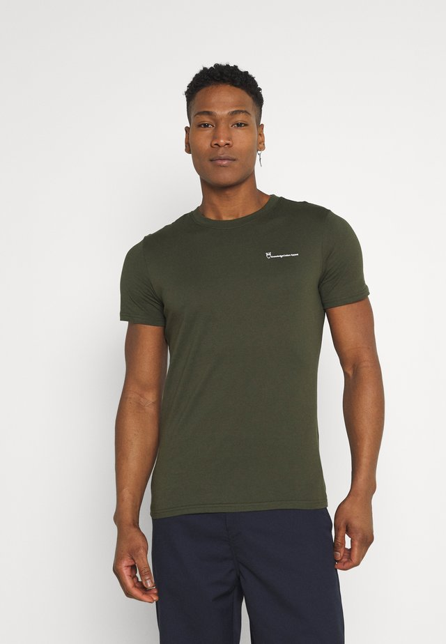ALDER TEE - T-Shirt basic - forrest night