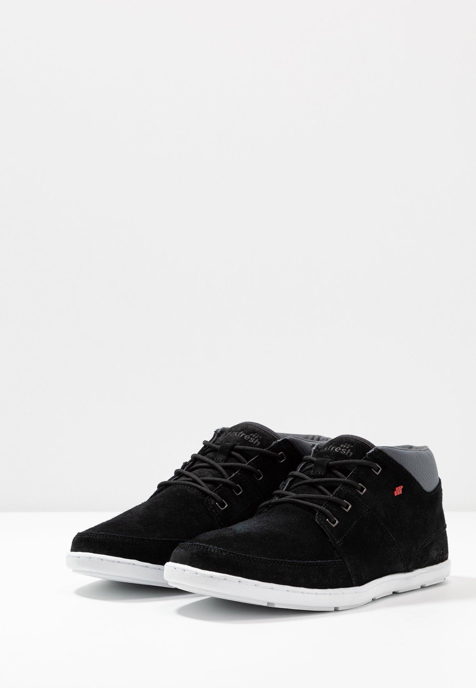 Boxfresh CLUFF - Sneaker high - black/schwarz - Herrenschuhe G0Rd3