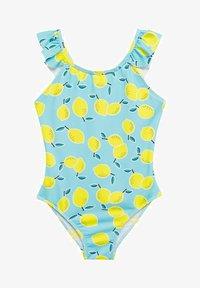 Mango - Swimsuit - pastelgroen - 0