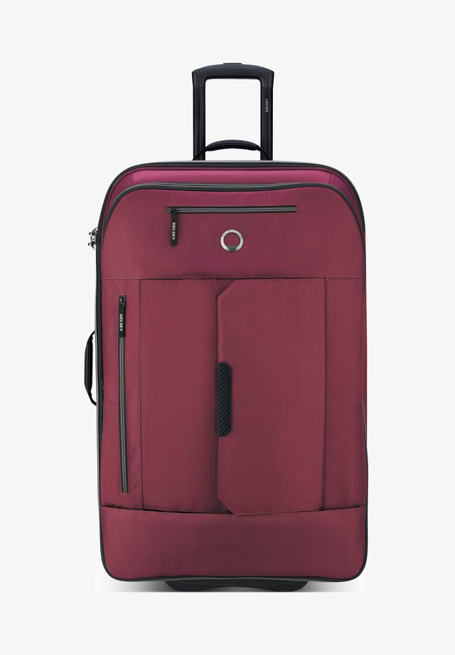 TRAMONTANE - Valise à roulettes - burgundy red