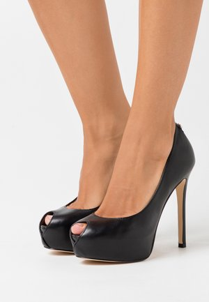 GIORGIA - Peeptoes - black
