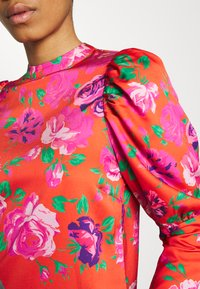Cras - MILLACRAS BLOUSE - Long sleeved top - pink - 3