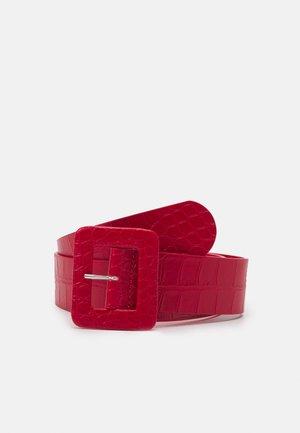 HIDESIA - Waist belt - rot