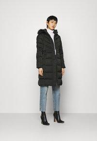 Ted Baker - SAMIRA PADDED COAT - Winter coat - black - 1