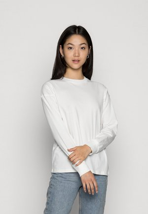 VMONELLA  - Long sleeved top - snow white