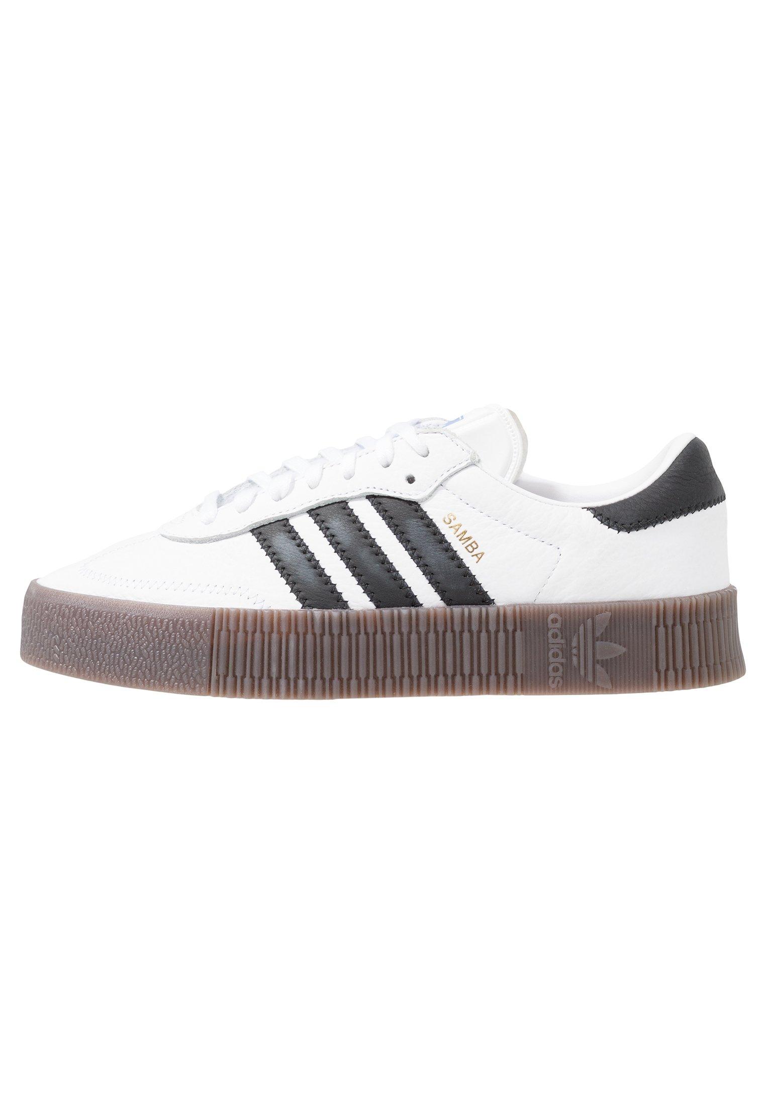SAMBAROSE - Baskets basses - footwear white/core black