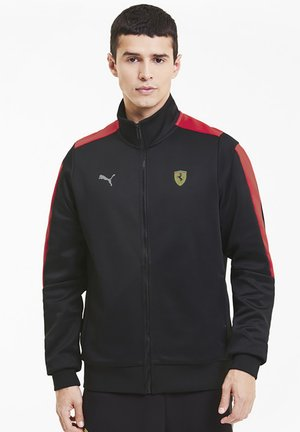SCUDERIA FERRARI - Trainingsjacke - black