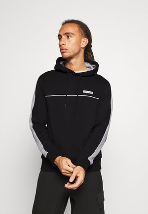 JCOZ SPORT HOOD - Sweat à capuche - black