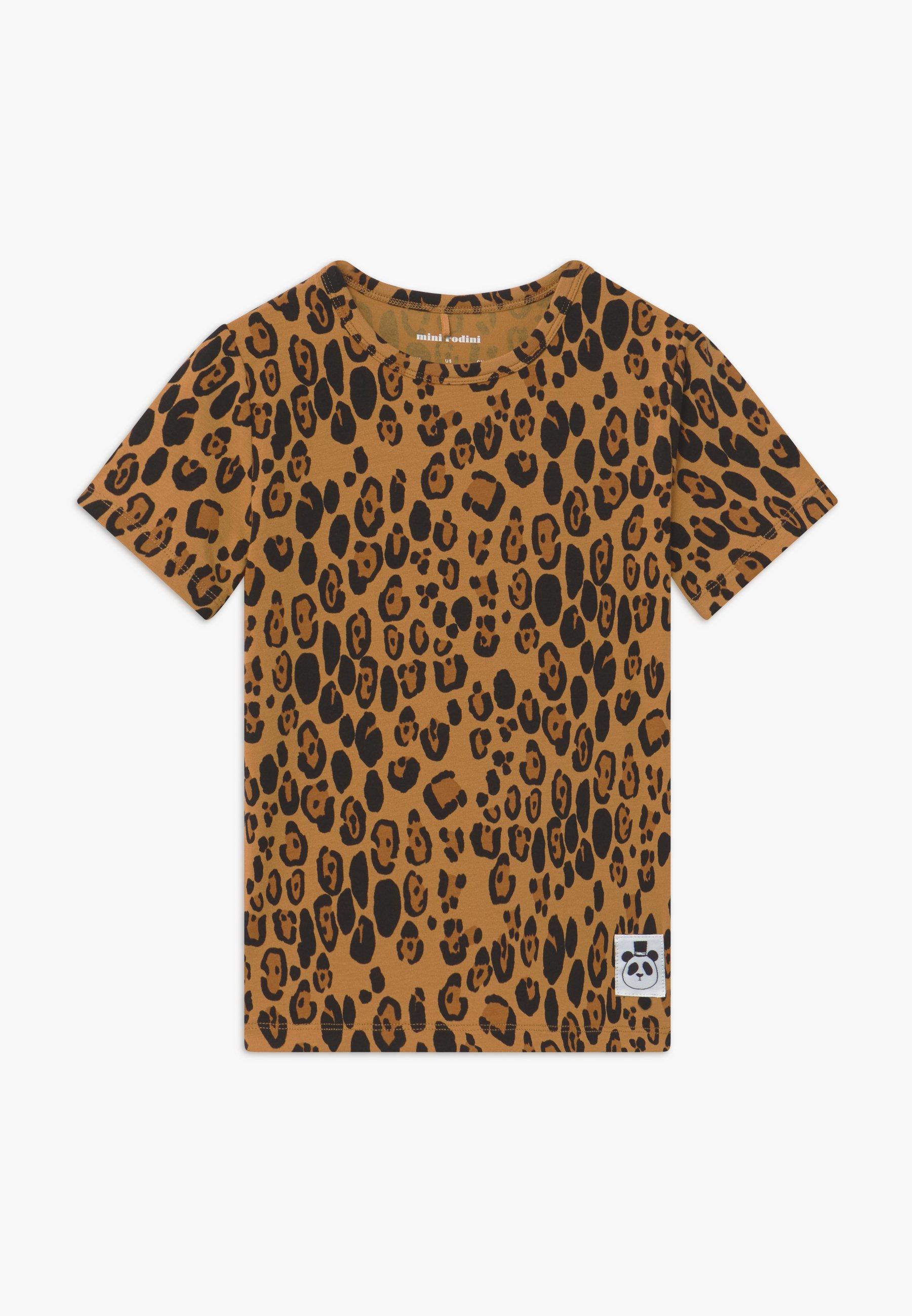 Kids BABY BASIC LEOPARD TEE UNISEX - Print T-shirt
