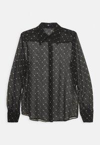 RIANI - BLUSE - Blouse - black patterned - 0