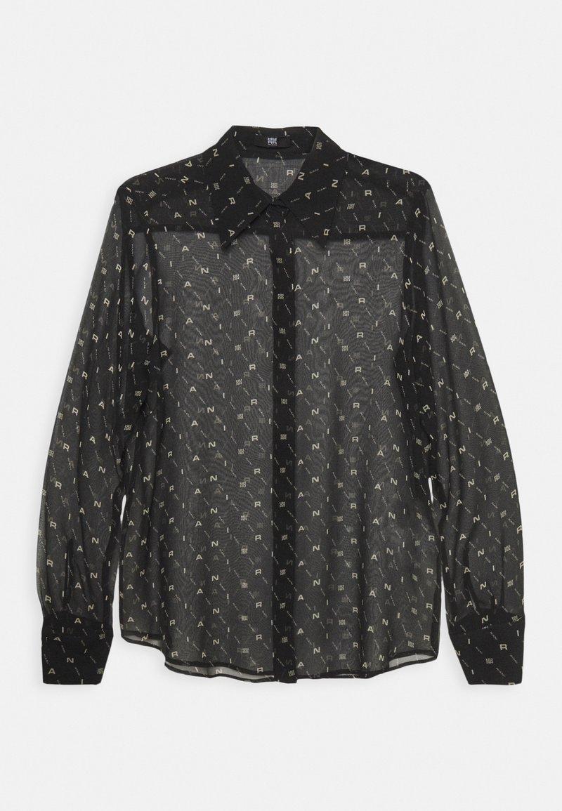 RIANI - BLUSE - Blouse - black patterned