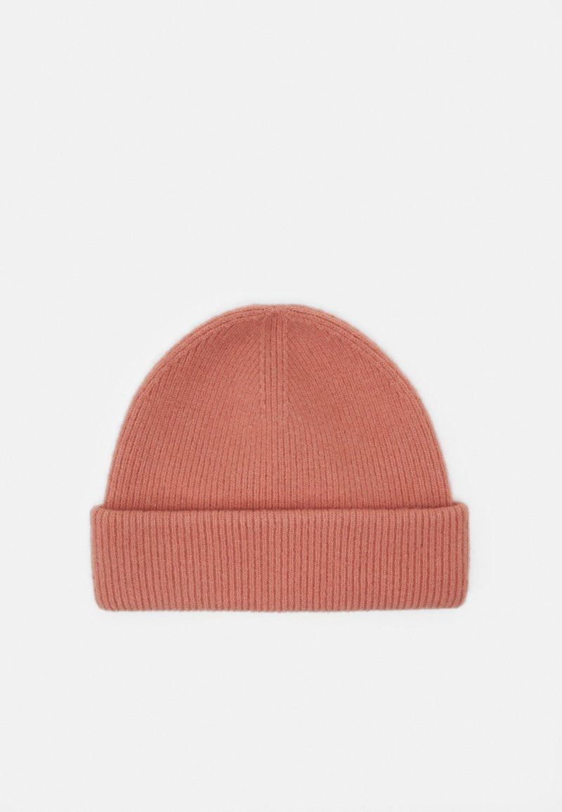 Monki - VERA HAT - Bonnet - pink