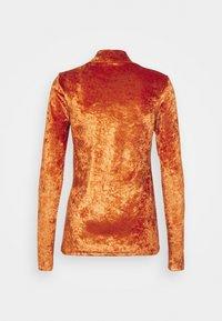 Stieglitz - SITA - Top sdlouhým rukávem - cinnamon - 1
