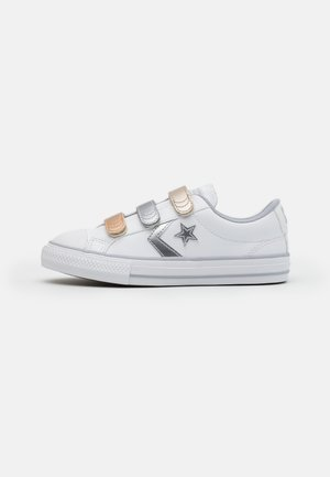STAR PLAYER - Sneakers basse - white/gravel/metallic
