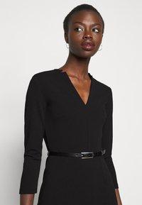 Anna Field Tall - Jerseykjole - black - 3