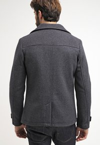 Pier One - Short coat - dark grey - 2