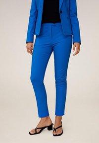 Mango - COFI6-N - Kalhoty - blu - 0