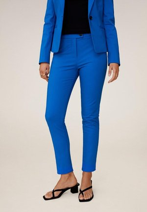 COFI6-N - Trousers - blu