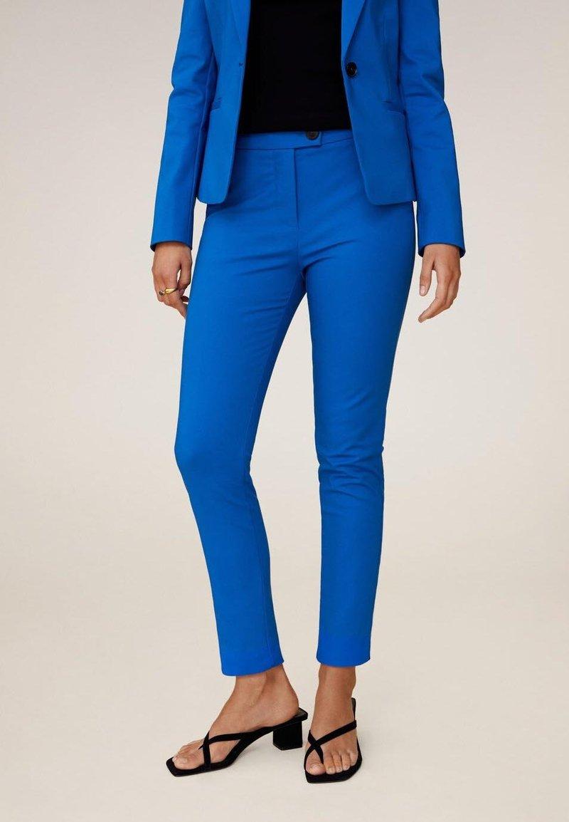 Mango - COFI6-N - Bukser - blu