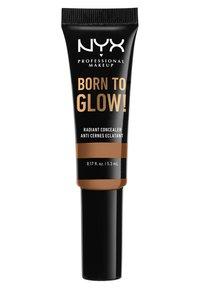 Nyx Professional Makeup - BORN TO GLOW RADIANT CONCEALER - Concealer - 15.9 warm honey - 1