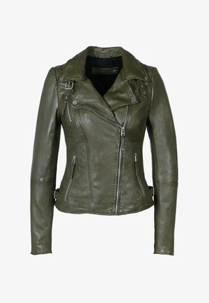 BIKER PRINCESS - Leather jacket - uniform