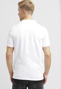 Pier One - Polo shirt - white - 2