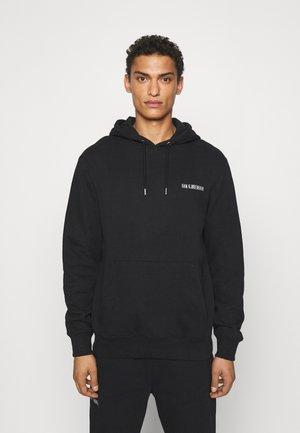 CASUAL HOODIE - Sweatshirt - black