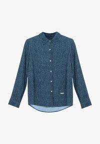 Brava Fabrics - Button-down blouse - blue - 4