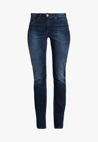 Tommy Hilfiger - ROME ABSOLUTE BLUE - Straight leg jeans - blue denim