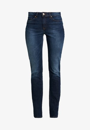 ROME ABSOLUTE BLUE - Jeans a sigaretta - blue denim