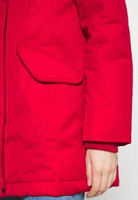 Tommy Hilfiger - SORONA PADDED - Winter coat - primary red - 6