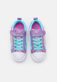 Skechers - TWI-LITES 2.0 - Baskets basses - lavender/multicolor - 3