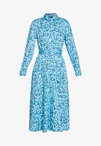 DRESS - Shirt dress - alaskan blue