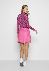 Cross Sportswear - SKORT SOLID - Spódnica sportowa - light pink - 2