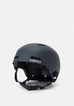 QUARTER UNISEX - Helmet - matte portaro grey