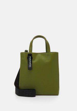 Shopping bag - moss