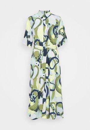 ADRIANA DRESS - Skjortekjole - khaki